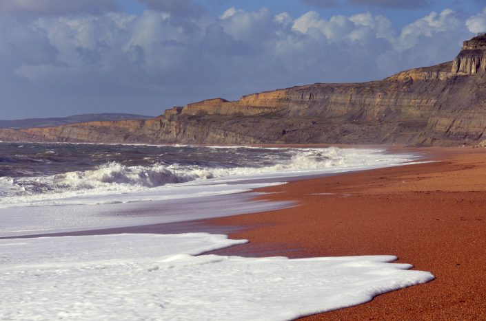 Cliffs of Lower Greensand